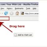 Amazon'dan bir yenilik: Universal Wish List Button
